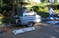 Ranchero bed trailer