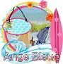 Ange Bleue - 2995