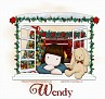 HurrySanta Wendy GorjussbyClau-vi