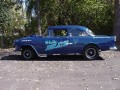 55 Chevy Ken Kong and Old Blue