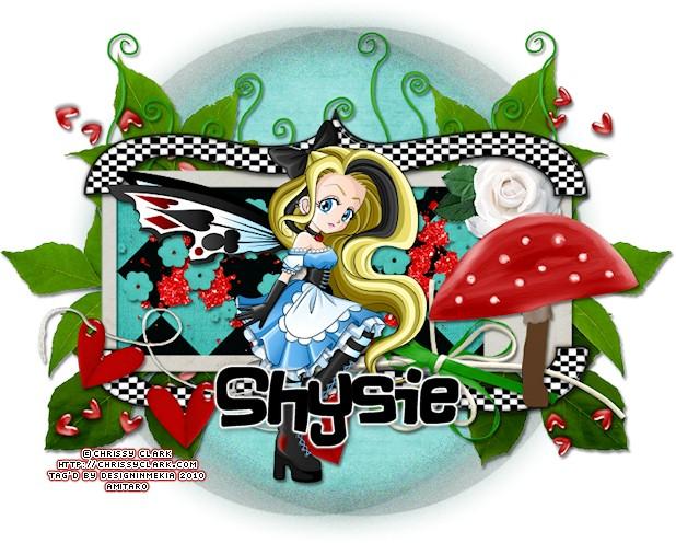 Shysie CC AIWL