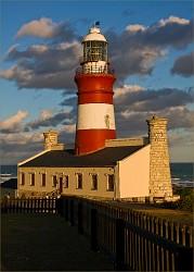Agulhas lighthouse