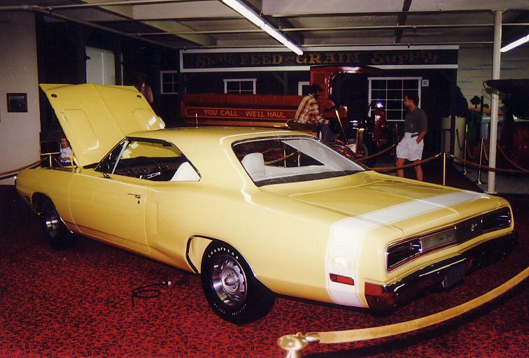 '70 Dodge Superbee