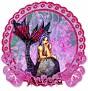 Aurora Floral-Maid Lavender