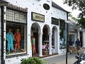 Exclusive boutiques in Southampton Village