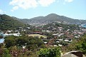 Partial view of Charlotte Amalie.