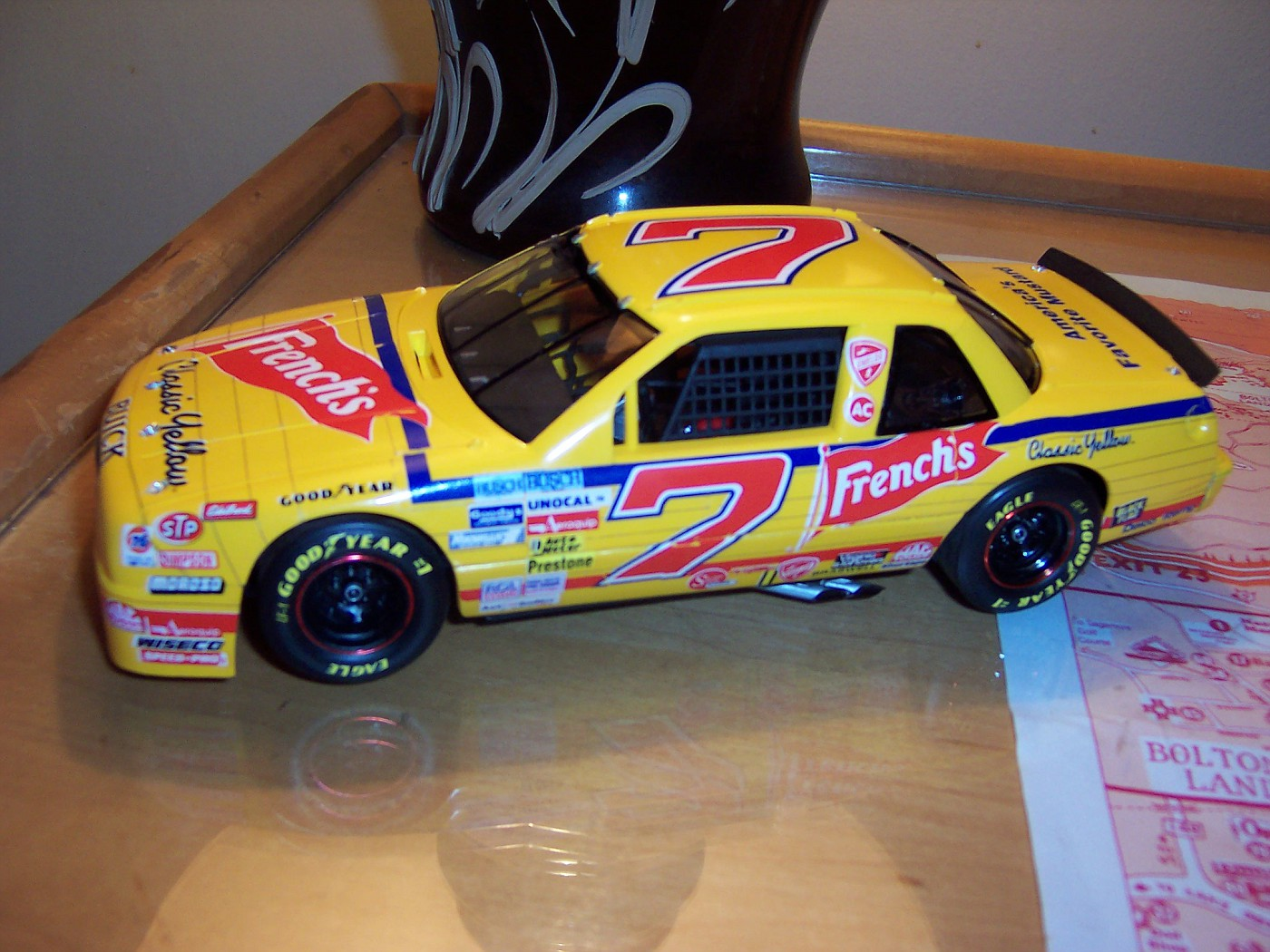 #168 1993 Harry Gant Buick. See More of this Model HERE:
