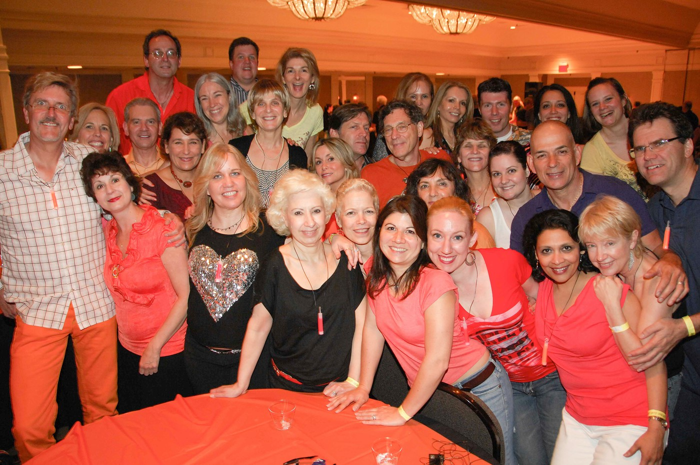 SwingShoes Group Picture at Swingin Into Spring on May 5, 2012