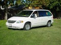 Chrysler Town & Country van- San Joaquin County