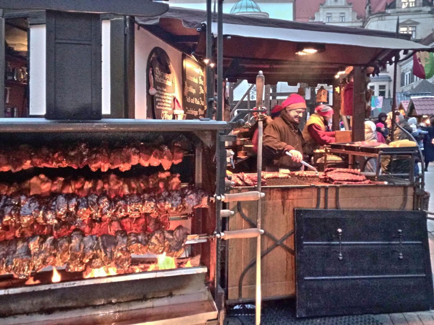 Mittelalter-Weihnacht im Stallhof