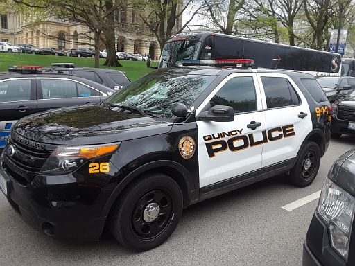 IL- Quincy Police 2015 Ford Explorer