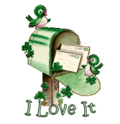 I Love It - StPatrickMailbox16