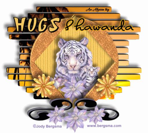 Shawanda Hugs JodyB Alyssia