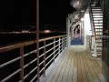 Boat Deck - Port aft looking Fwd