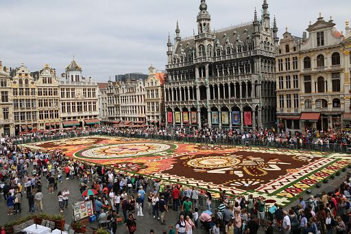 Brussels Flower Carpet 2018 August (26)