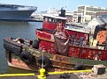 """""""Beautiful"""" Philly tugboat"""