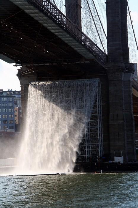 New York City Waterfalls