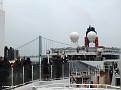 QUEEN ELIZABETH Verrazano Narrows Bridge 20120117 009