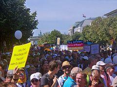 Tag der Freiheit! Raus aus der Pandemie! Wir sind das Volk!