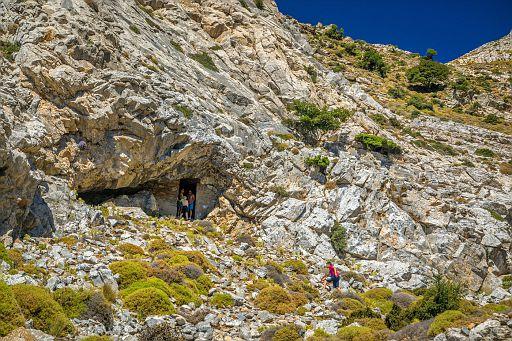 Zeus' Childhood Cave