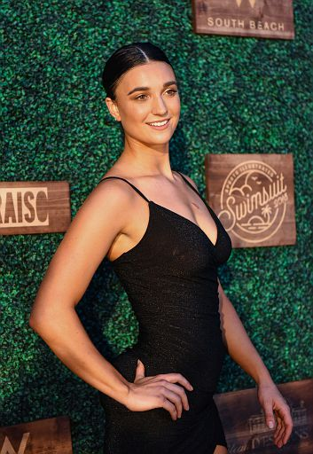 Sports Illustrated Red Carpet 006