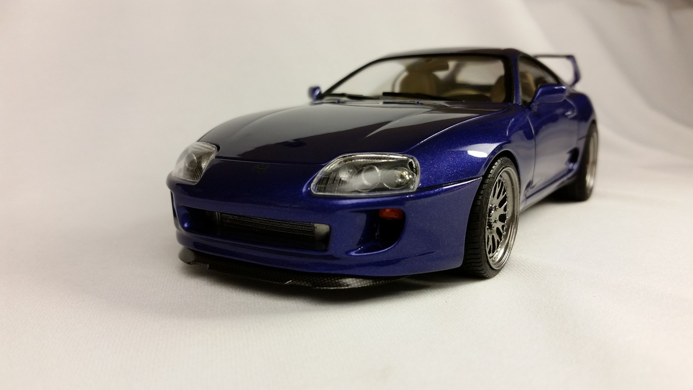 tamiya mkiv toyota supra single turbo under glass. Black Bedroom Furniture Sets. Home Design Ideas
