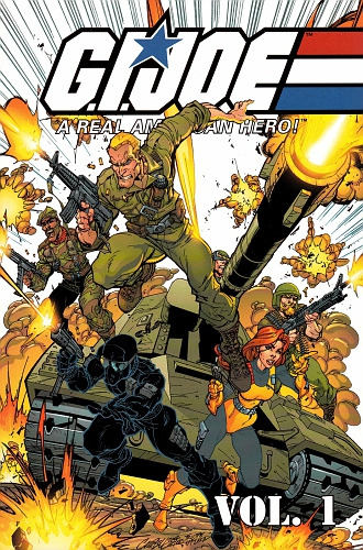 GI Joe Volume 1