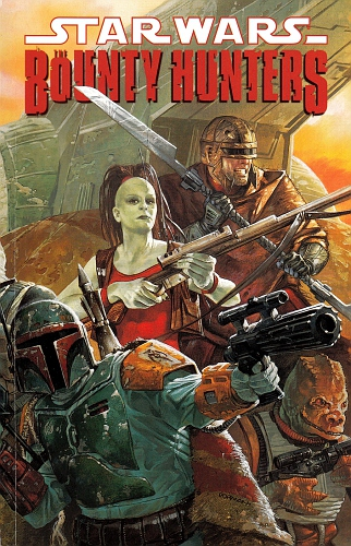 Star Wars - The Bounty Hunters