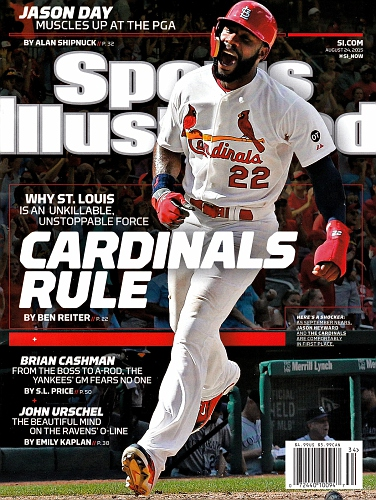 Sports Illustrated 2015-08-24