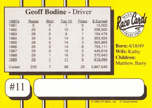 1990 Maxx #011 (2)