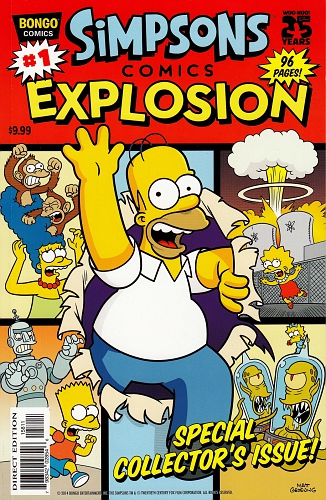 Simpsons Comics Explosion #01