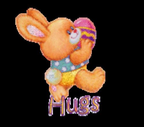 Hugs - EasterBunnyWithEgg16