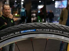 Eurobike 2018: Schwalbe Airless System