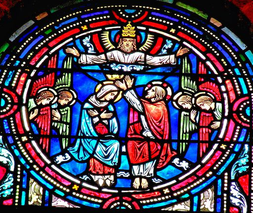 SAINTS PETER AND PAUL CHURCH - STAINED GLASS - 03