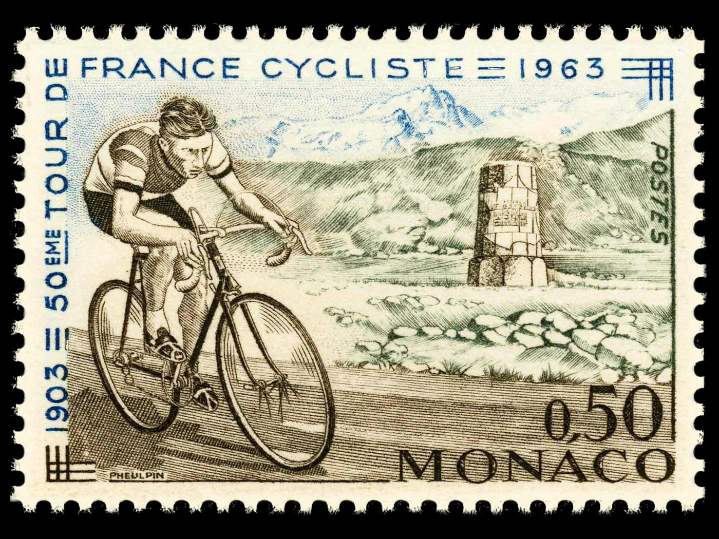 50. Tour de France