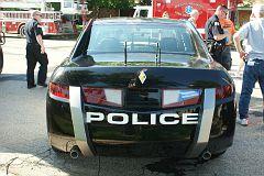 Rolling Meadows (IL) PD car show - June