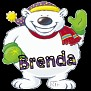 Brenda Polar Bear