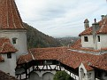 View from Bran Castle