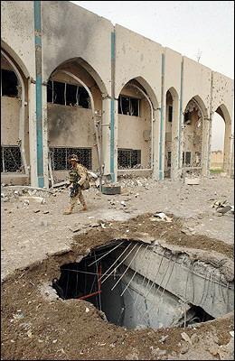 USA Airborne 101 in Iraq 044