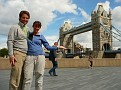 Us at Tower Bridge