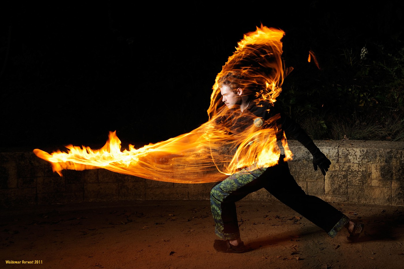 Nova, the Fire Bender