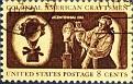 USA 1972 Bicentennial wig maker