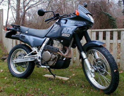 1988 Honda Ns650