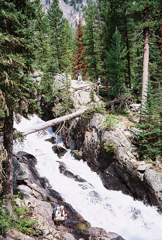 Another look at the mountain stream