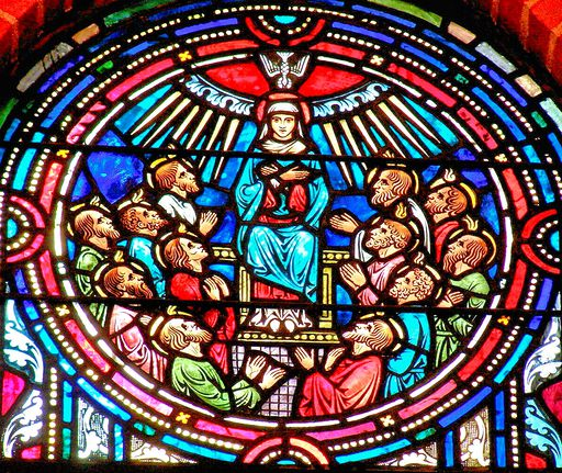 SAINTS PETER AND PAUL CHURCH - STAINED GLASS - 07