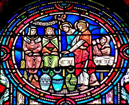 SAINTS PETER AND PAUL CHURCH - STAINED GLASS - 30