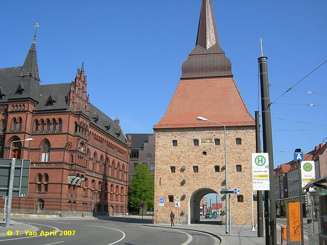 Rostock Germany  City new picture : HeinBloed's Cruise Guides: Rostock, Germany