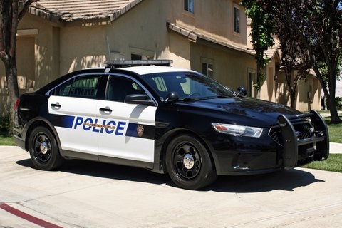 CA - Bakersfield Police 2014 Ford