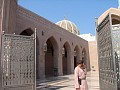 Main Entrance - Sultan Qaboos Grand Mosque