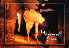 USA - Mammoth Cave (World's Longest Cave)